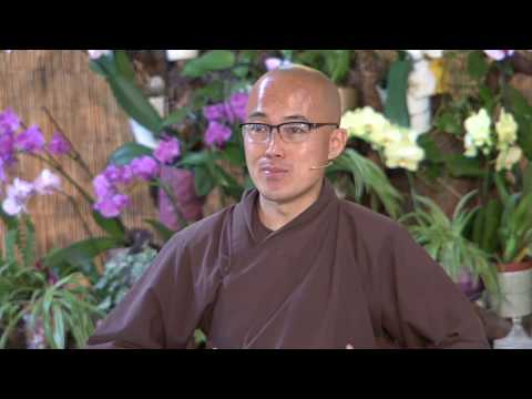 The Power of Cutting Off & Letting Go | Dharma Talk by Br Phap Dung, 2018 07 29