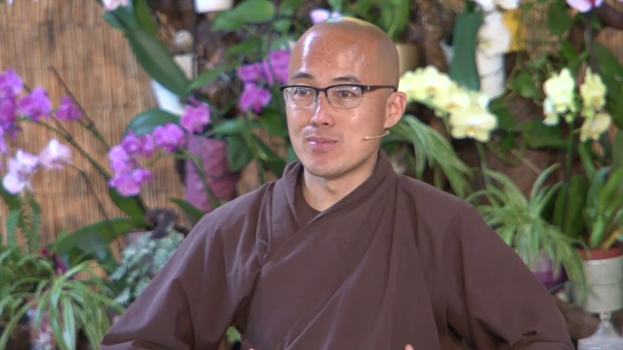 Download The Power of Cutting Off & Letting Go | Dharma Talk by Br Phap Dung, 2018 07 29