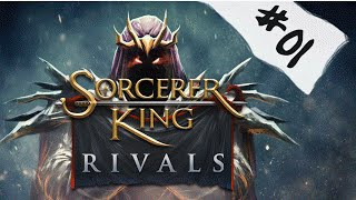 first look at - Sorcerer King Rivals #01