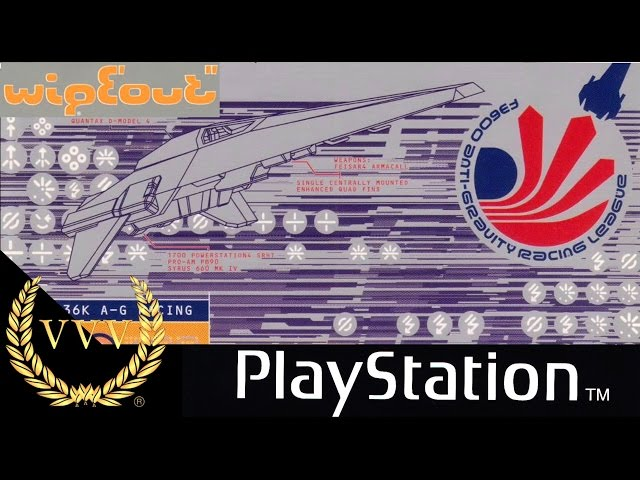 Wipeout - Playstation 1