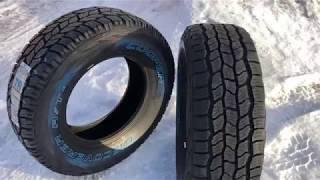 1-й обзор шины Cooper Discoverer AT3 4S и сравнение с Discoverer AT3