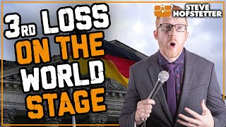Jewish comedian doing holocaust jokes in Germany - Steve Hofstetter