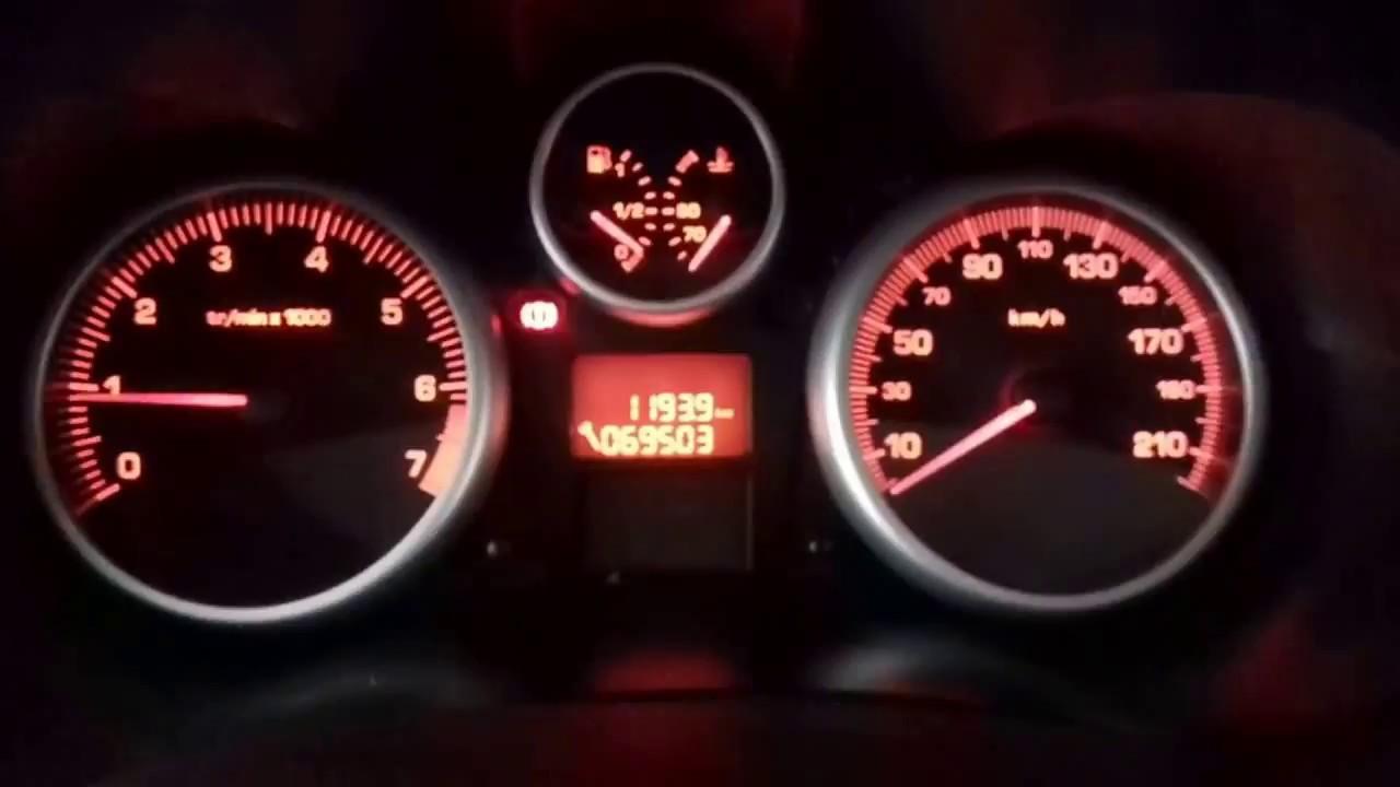 82b1288e9 Luz do óleo Peugeot acessa!!!!! Saiba o que fazer - YouTube