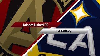 Highlights: atlanta united vs. la galaxy | september 20, 2017
