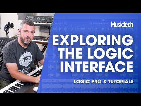 Logic Tips - Exploring the Logic interface