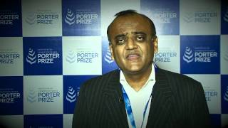Porter Prize - CEO Talks - Rohit Bansal - CEO & Co Founder, Hammurabi & Solomon Consulting