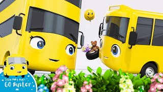 Happy Mother's Day! - Go Buster the Yellow Bus | Nursery Rhymes & Cartoons | LBB Kids