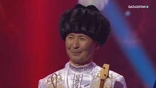 «Men Qazaqpyn». Еркебұлан Ахметов - халық әні «Аққұм»