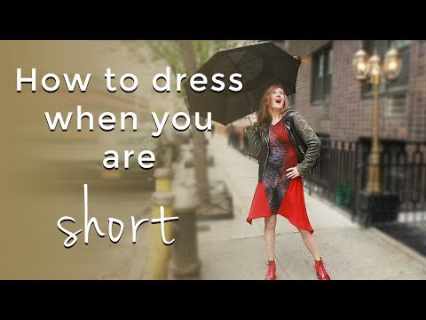How to dress when you are short for women over 40 - spring style tips for women over 40