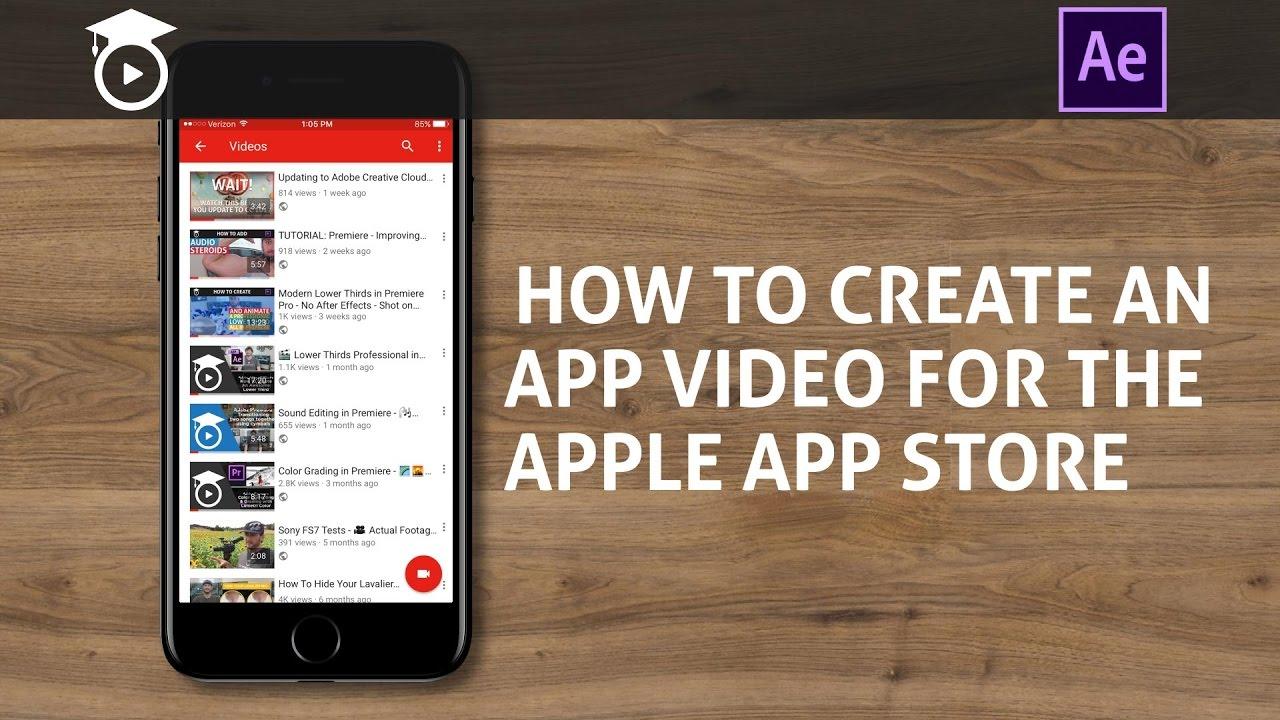 Create a video in adobe spark youtube.