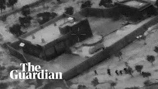 Abu Bakr al-Baghdadi raid video released by Pentagon