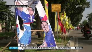 Download Video Polda Riau Tetapkan 3 Orang Tersangka Perusak Baliho-IMS MP3 3GP MP4