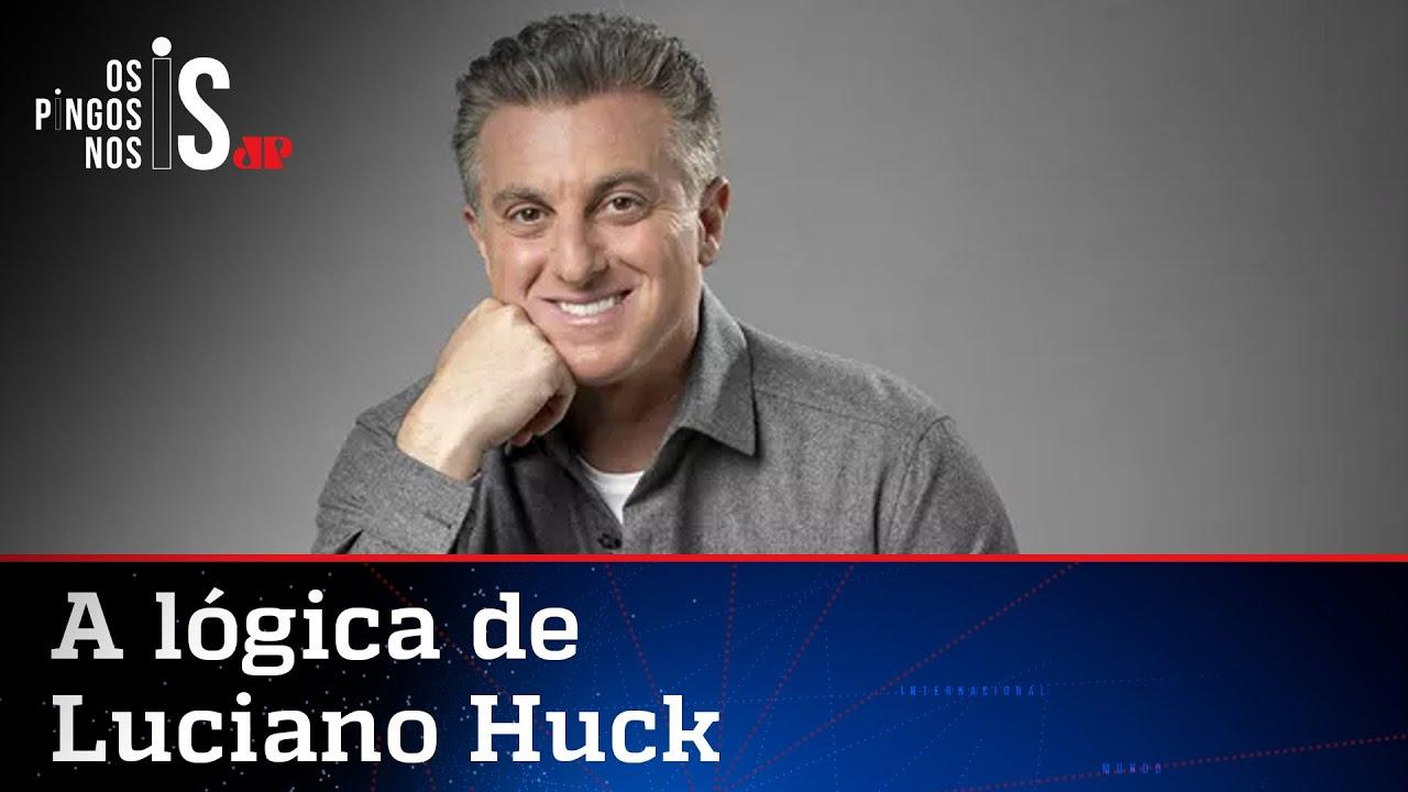 """Download Luciano Huck banca o economista e diz que o """"fique em casa"""" não causou inflação"""