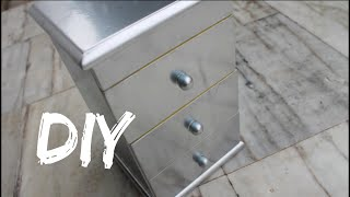 Diy: Renovate Your Jewelry Box