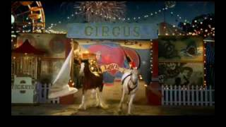 Budweiser - Clydesdale Circus Super Bowl XLIII Commercial 2009