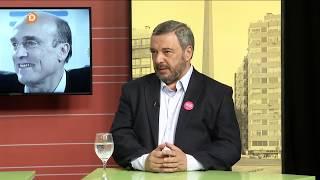 """Mario Bergara: """"La elección esta peleada, trabajamos para ganar con mayorías parlamentarias"""""""