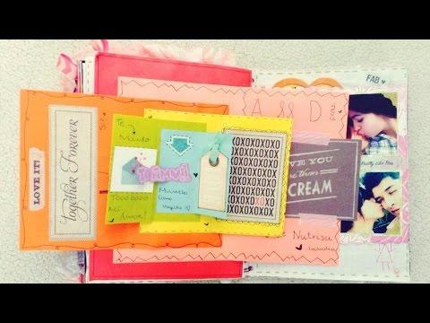 libreta-para-mi-novio-♥-scrapbook-♥-regalo-san-valentin