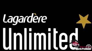 Superstar endorsements Andy Murray & Lagardere; LeBron James comedy 7 8 15