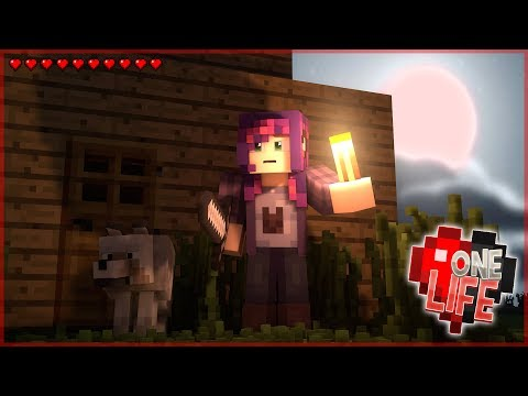 AWAY FROM HOME IN A BLOOD MOON! - One Life Season 2 Minecraft SMP- Ep. 7