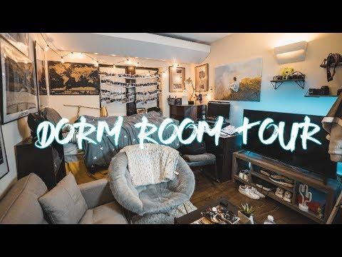PRINCETON DORM ROOM TOUR 2018
