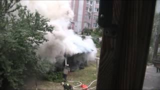 Пожар в Чернигове: глазами очевидца!!!(Детки играли в пожарных., 2014-07-02T19:38:33.000Z)
