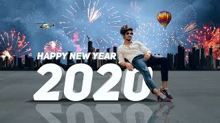 Happy New Year 2020 Photo Editing in PicsArt