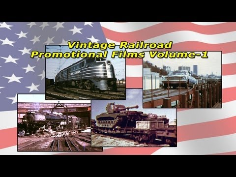 « Free Streaming The Complete History of America's Railroads - 4 Train Programs on 1 DVD