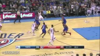 Russell westbrook - ravenous rebounder