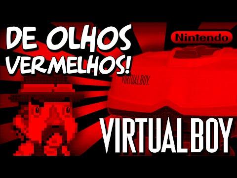Virtual Boy - POR QUE NÃO DEU CERTO? (História Completa)