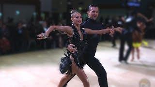 Pavel Zvychaynyy & Oxana Lebedew (GER) - Star Ball 2019 - Professional Latin | R1 Samba