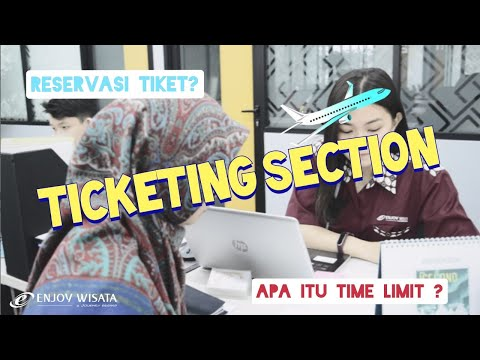 TICKETING SECTION
