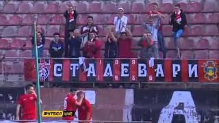 2013 09 13 Сталь ПФК Александрия 1 3 видео(, 2013-09-13T21:57:58.000Z)