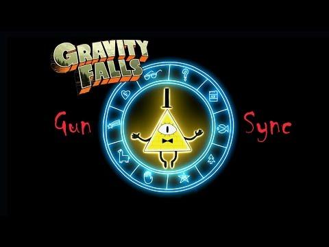 Sayonara Maxwell - Gravity Falls (Theme Remix)   Overwatch Gun Sync