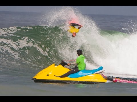 Day 2: 2014 ISA World Bodyboard Championship - Iquique, Chile