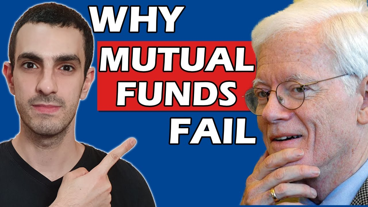 4 Reason Mutual Funds UNDERPERFORM | According to Peter Lynch