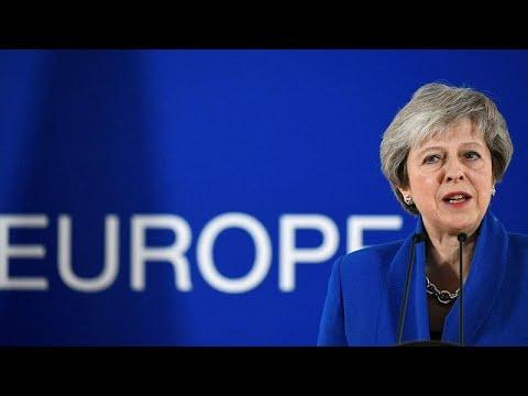 "Theresa May defende acordo do ""Brexit"""