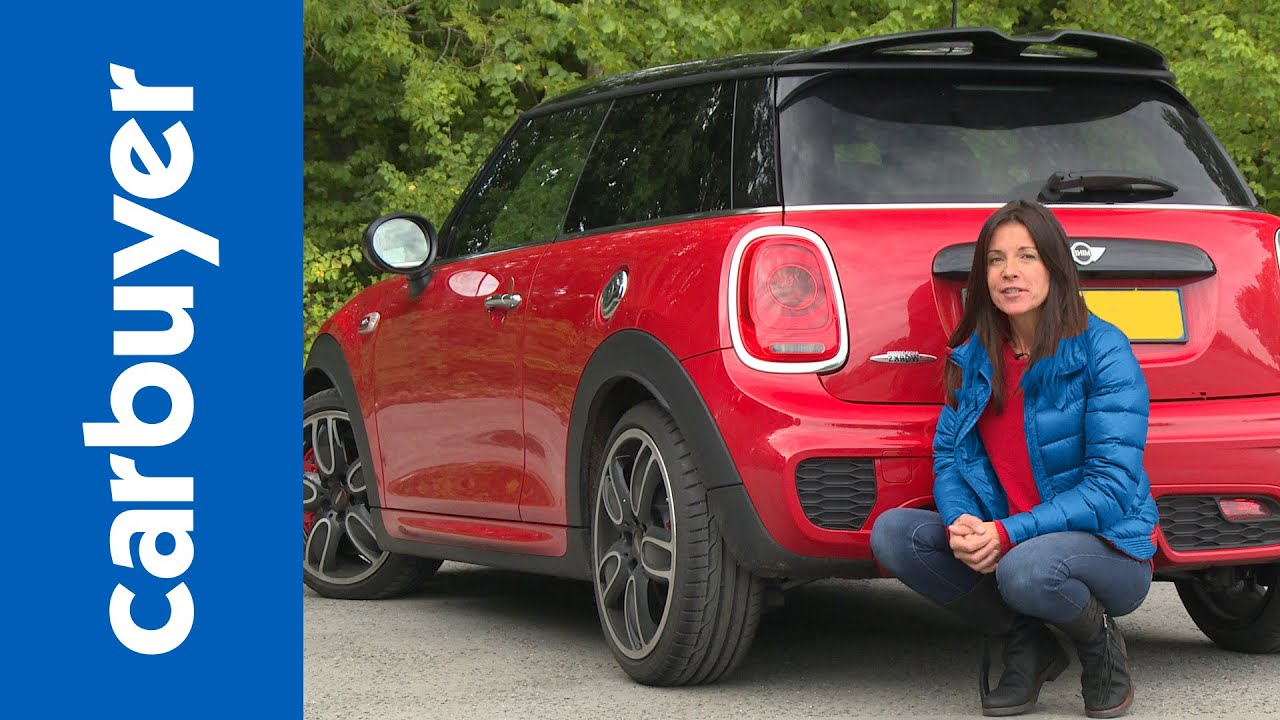 Mini Jcw 2015 2019 Review Carbuyer Youtube