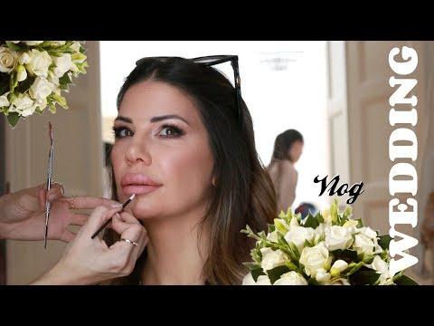 WEDDING MAKEUP shooting + vlog / oktobar 2019 thumbnail