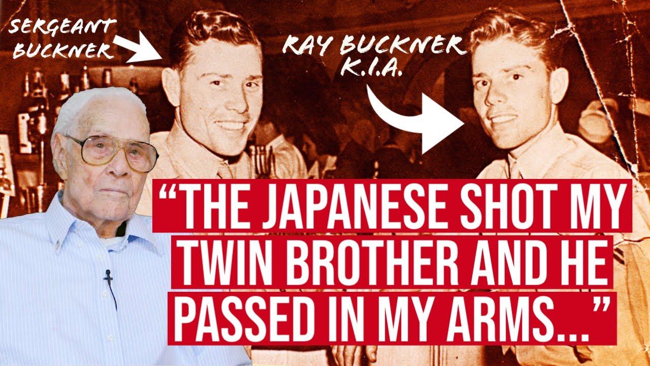 WW2 Marine Describes the BRUTAL JAPANESE ATROCITIES He Witnessed
