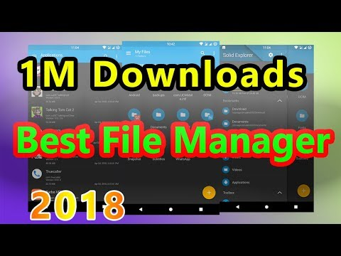 Best File Manager For Your Android Device 2018 - Top Famous File Manager For Android Device - CTA