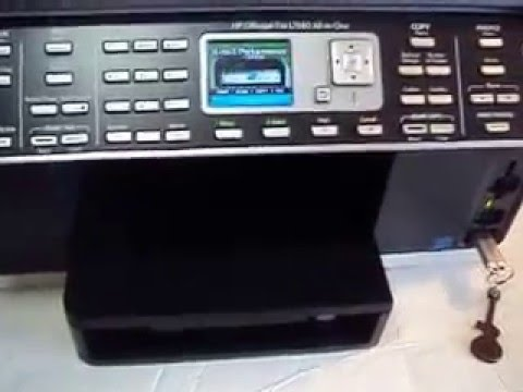 HP Officejet Pro L7680 driver download
