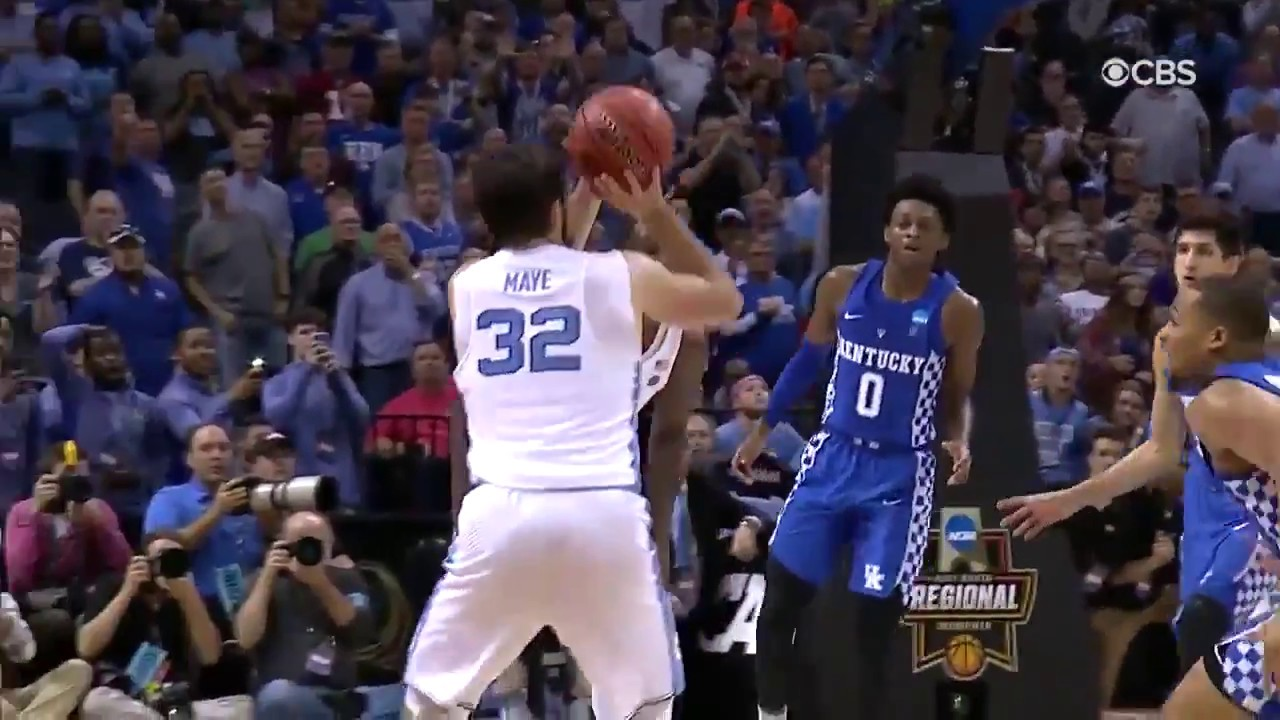 2017 elite eight north carolina vs kentucky luke maye game 2017 elite eight north carolina vs kentucky luke maye game winner celine dion a scene sciox Gallery