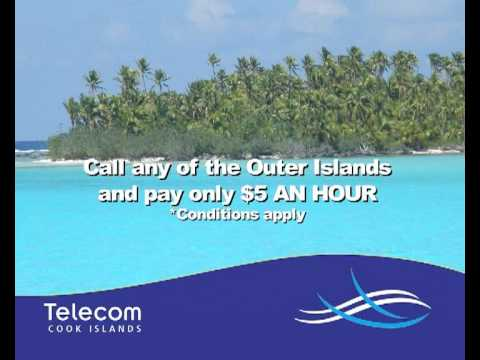 Telecom Cook Islands - National Capped Calling & Mothers Day Special