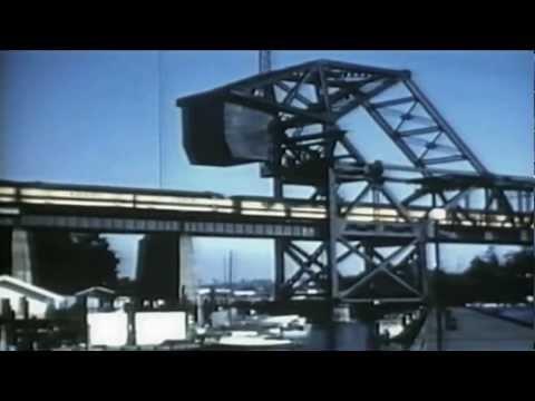1948 ON TRACK American Railroad Association Film