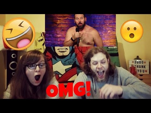 Bert Kreischer The Machine - REACTION!