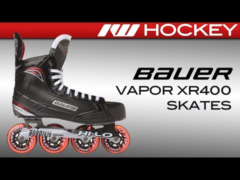 Bauer Vapor XR400 Skate Review