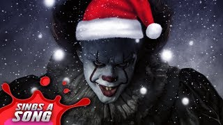 pennywise sings a christmas carol featuring your fan art