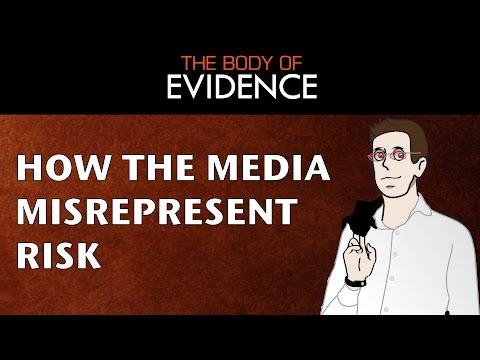 Drugs & The Media: Relative vs. Absolute Risk