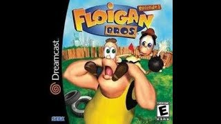 DREAMCAST NTSC GAMES: Floigan Brothers Episode 1
