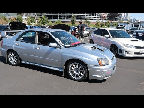Hondaru Goes to the Rocky Mountain Subaru Festival!